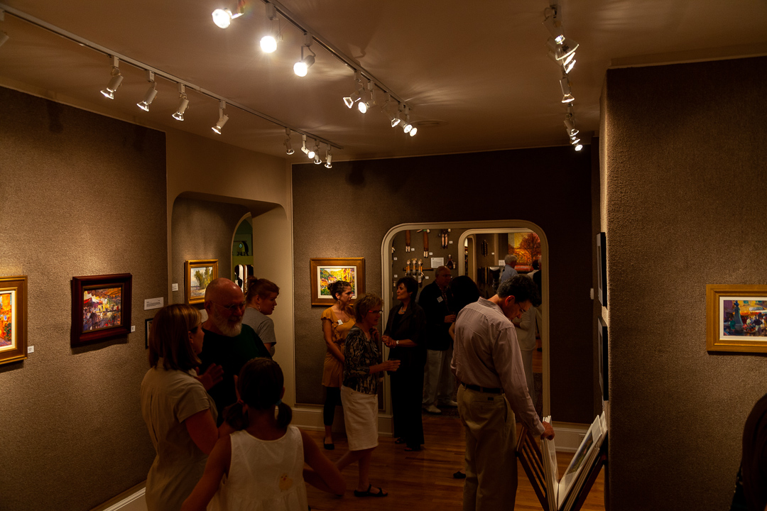 River gallery Opening August 2011
