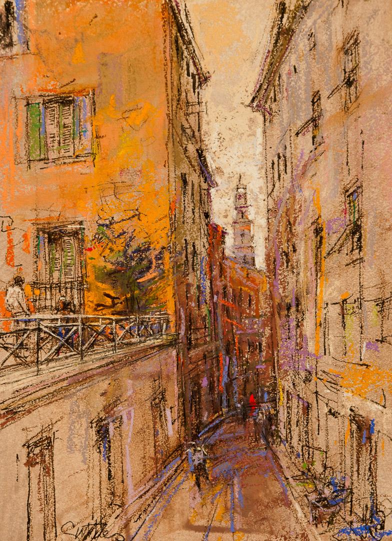 Terrace In Town