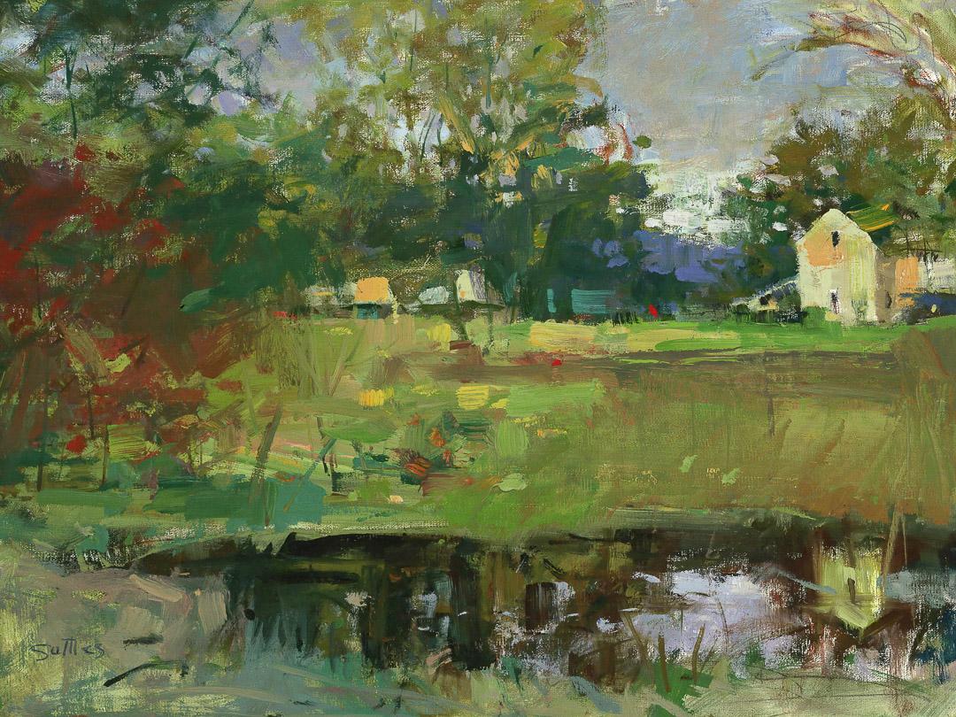 Town Creek Pond