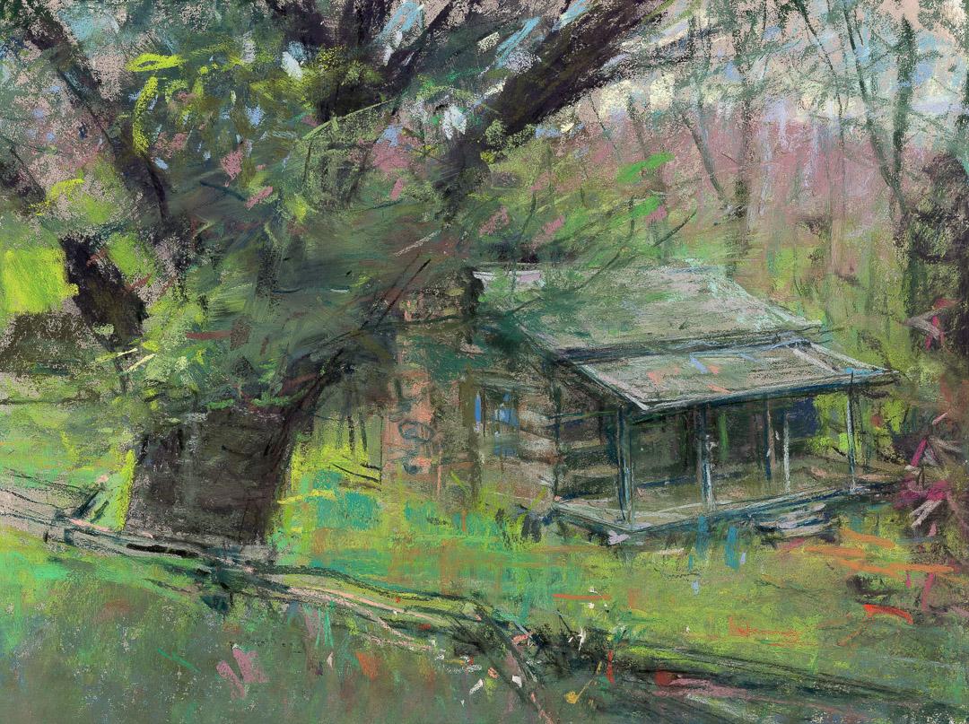 Union County Log Cabin