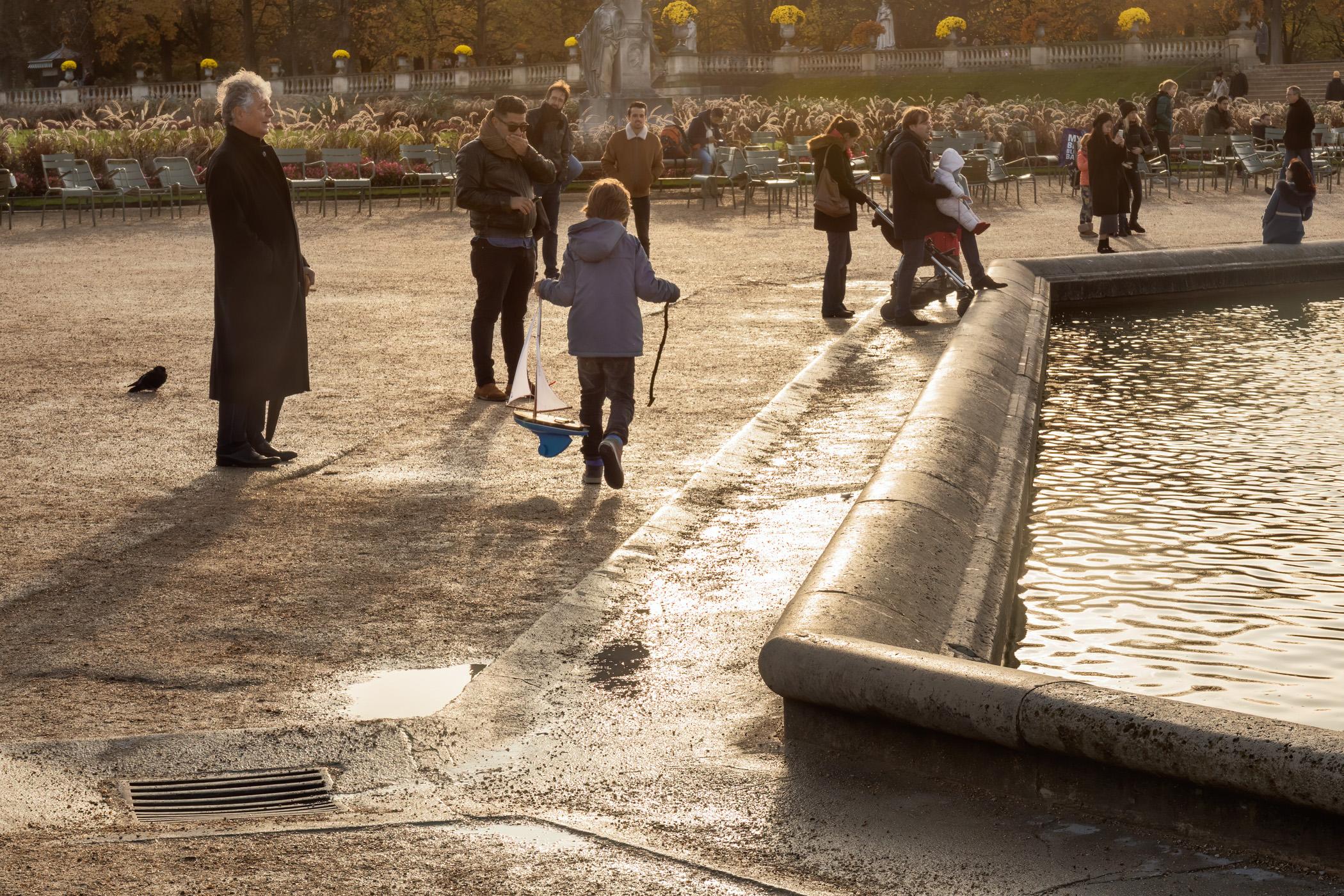 Afternoon_Paris_Park