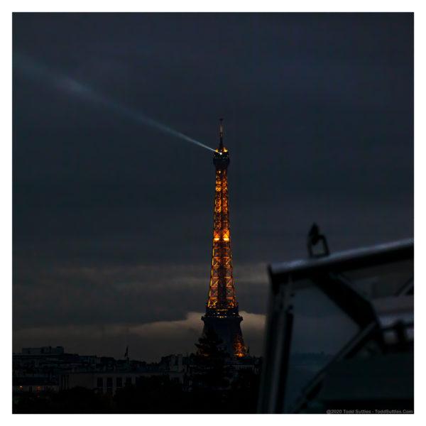 Eiffel Tower November 10 2019